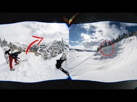 Two Utah Backcountry Hits in One Day with Scotty Lago