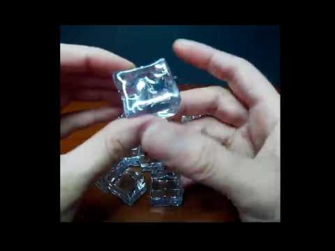 Goodlucky365 20 Pcs 1 2 inch Fake Clear Acrylic Plastic Ice Cubes Square Shape Review