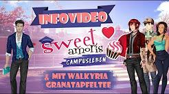 Sweet Amoris Campusleben