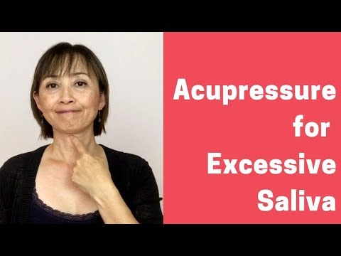 Acupressure Points for Excessive Saliva - Massage Monday #453