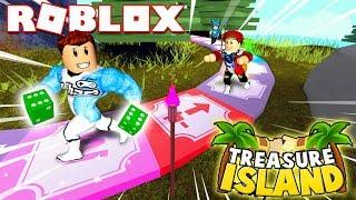Roblox | 3 THÁNH NHỌ ĐI TÌM KHO BÁU BẰNG XÍ NGẦU MAX HÀI - Treasure Island | KiA Phạm