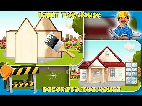 Kids Construction Worker Game | New Kids Building Games | Game full HD
