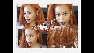 CAJUN SPICE 🌶  Color Slayage w/ HER HAIR
