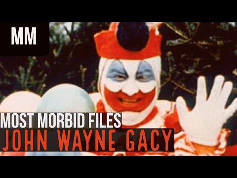 John Wayne GACY (Pogo The Clown)