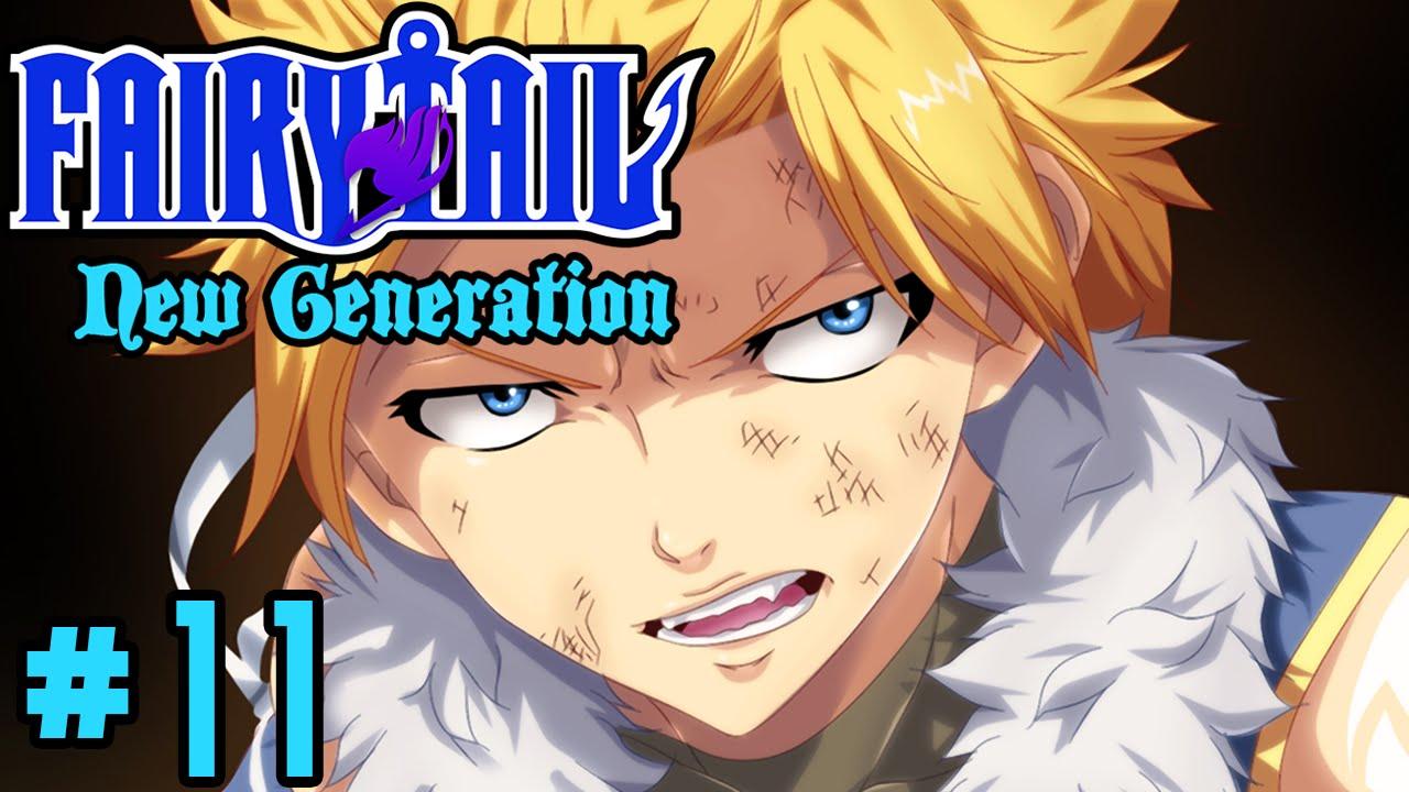 Fairy Tail: New Generation -