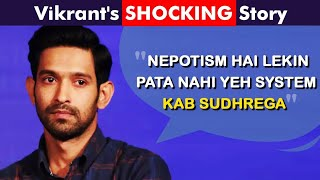 Vikrant Massey On Nepotism, SHOCKING Revelation On Not Invited For An Award Function