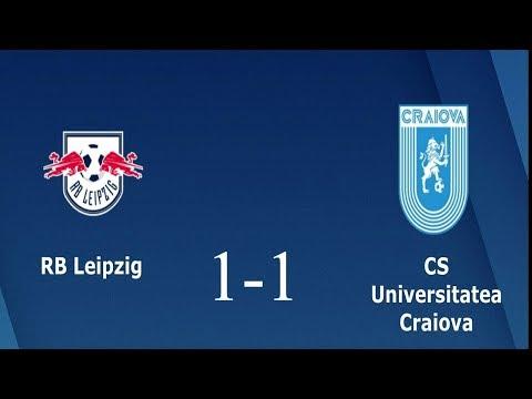 CS U Craiova - RB Leipzig LIVE