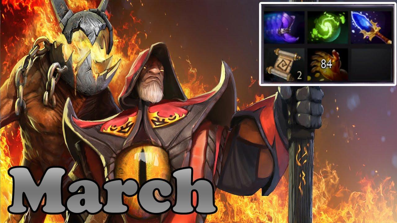 March Dota 2