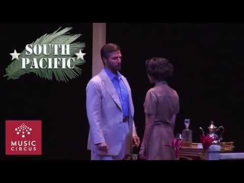 """South Pacific"" at Sacramento Music Circus (July 22-27, 2014)"