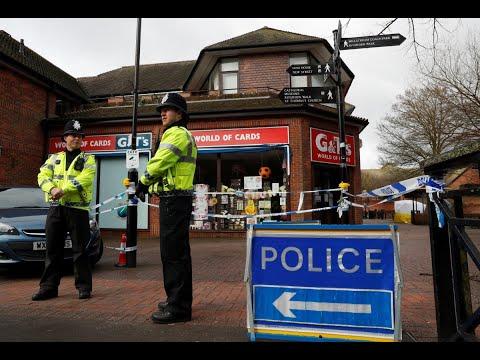 الشرطة البريطانية تحدد هويات مسممي الجاسوس الروسي  - نشر قبل 2 ساعة