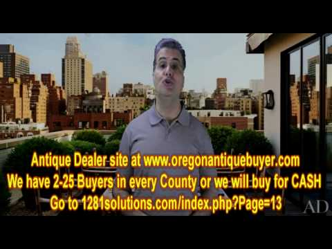 ANTIQUE DEALERS wants to BUY YOUR Property
