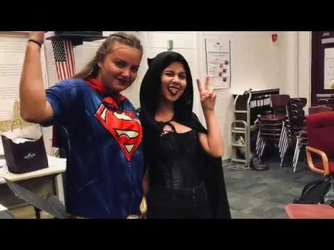 Spiritweek Homecoming Game Exchange Student Usa 18