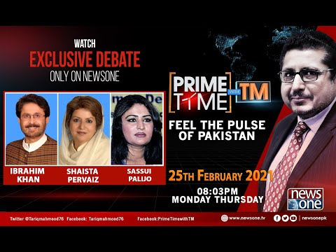 Prime Time with TM - Thursday 25th February 2021