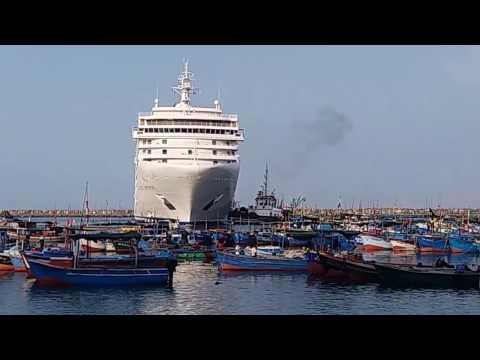Crucero en Matarani, Mollendo, Arequipa