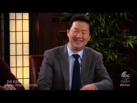 Ken Jeong Korean Men's Club - Dr. Ken