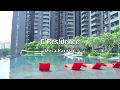Malaysia Luxury Homes - G Residence