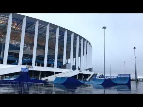 Стадион Нижнего Новгорода/работа