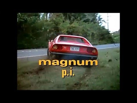 Magnum, P.I. - First Theme
