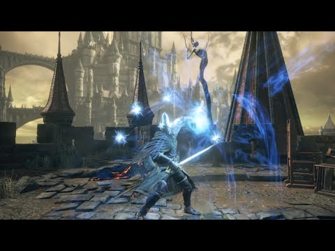 Dark Souls 3 - The Battle Mage PvP - YouTube
