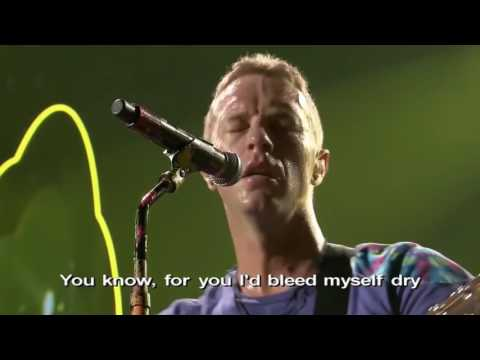 Coldplay   Live  indonesia 2017