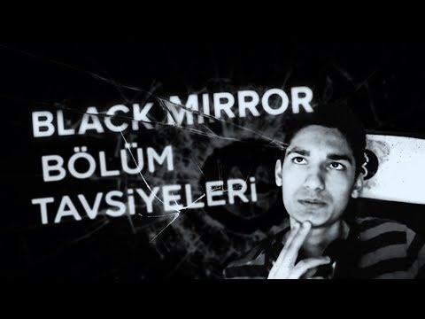 NETFLIX'te Bunlar İzlenir! | Black Mirror Bölüm Tavsiyeleri
