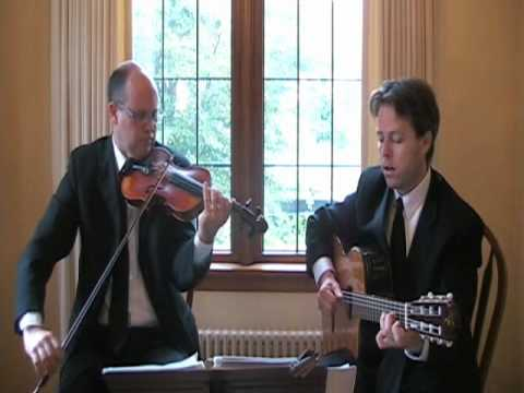 What A Wonderful World (Violin and Guitar)