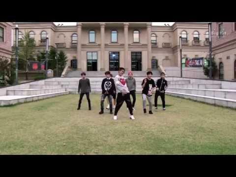 방탄소년단 '호르몬전쟁' Dance practice