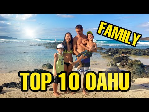 Top 10 Things to Do in Oahu - Family Edition