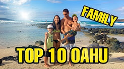 Top 10 Things to Do in Oahu - Family Edition Hawaii