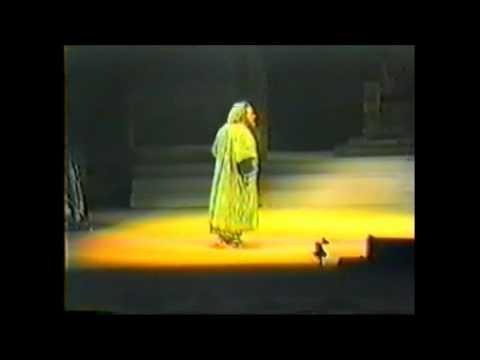 Ghena Dimitrova & Matteo Manuguerra - Nabucco 1984