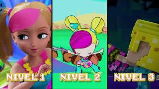 Barbie superheroína del Video juego - Trailer thumbnail