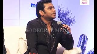 A R Rahman says that he has great  musician of india and world class at the PC of