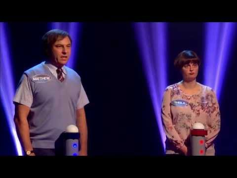 Eager contestant - Walliams and Friend - BBC One