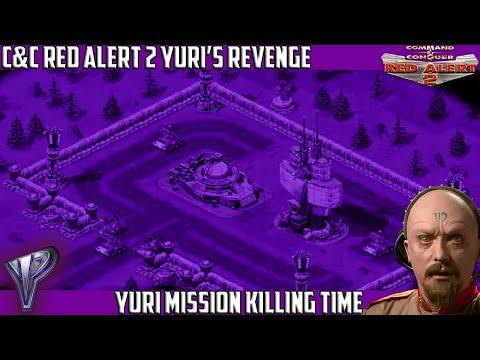 C&C Red Alert 2 Yuri's Revenge Yuri Mission - Killing Time 2.0