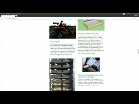 FarmHack New Tool Pages Webinar (2017 03 27)
