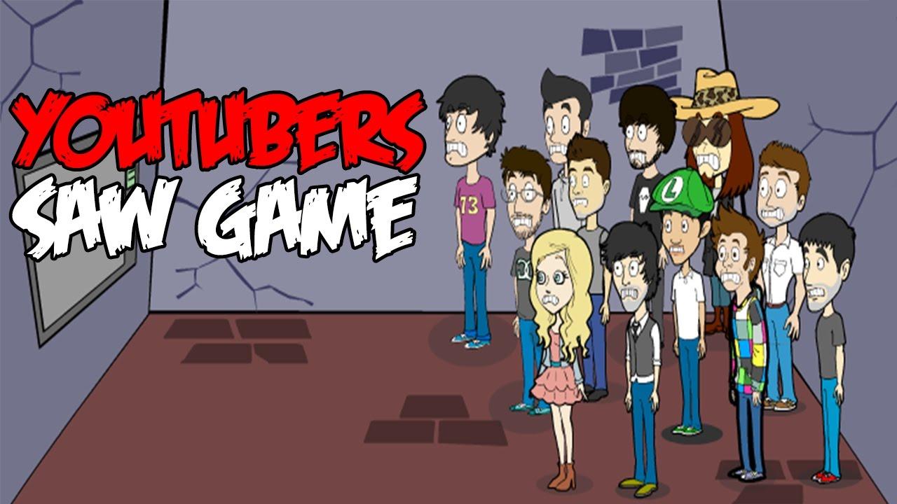 Youtubers Saw Game