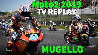 Moto2 Mugello 2019 | Championship #6 | TV REPLAY | PC GAME MOD 2019