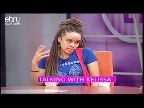 Watch Jamaican Kelissa Speak In Swahili