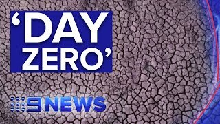 The communities across New South Wales about to run out water | Nine News Australia