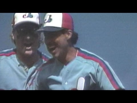 MON@LAD: Dennis Martinez completes a perfect game