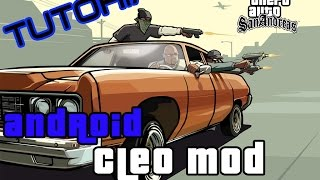 [Tutorial]  GTA SA Android cleo installieren [ohne root]