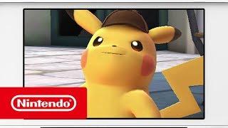 Detective Pikachu - ¡Es hora de resolver misterios! (Nintendo 3DS)
