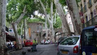 LA VILLE DE CERET  Pyrenées orientales