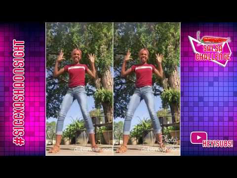 SiccXAsha On Sight Lit Dance Challenge Compilation #siccxashaonsight