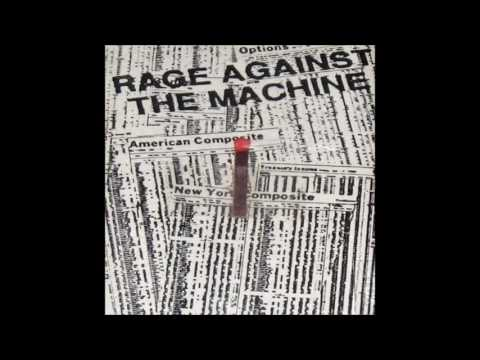 Rage Against The Machine ‎– Rage Against The Machine (Demo, 1991) (Cass)