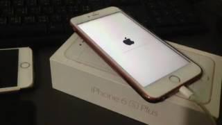iPhone 6plus/6splus firmware installation + Myanmar font