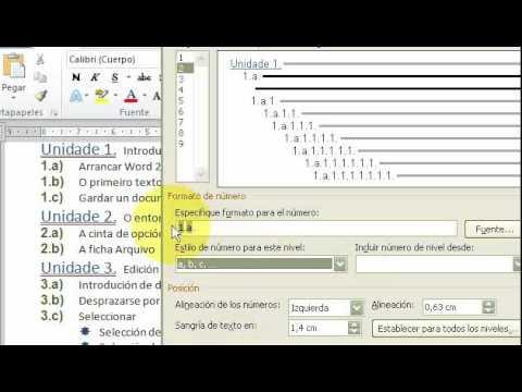 Download listas multinivel