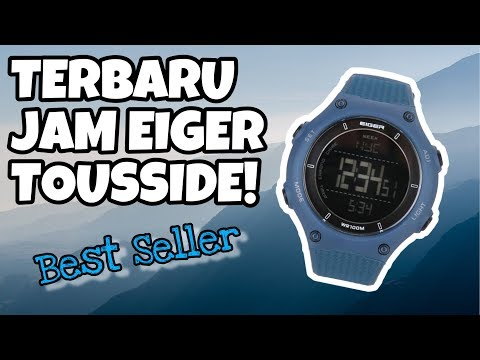 REVIEW: EIGER TOUSSIDE WATCH