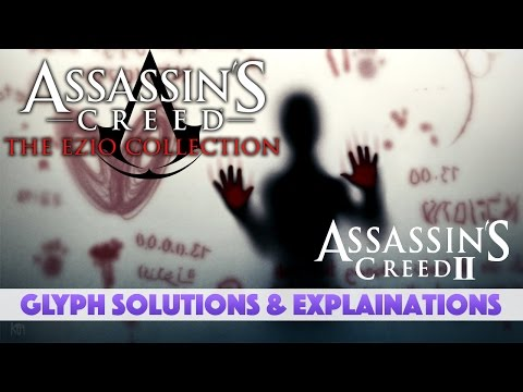 Assassin's Creed 2 - All 20 Glyphs Solutions, Locations & Explainations (The Truth Ep.14)