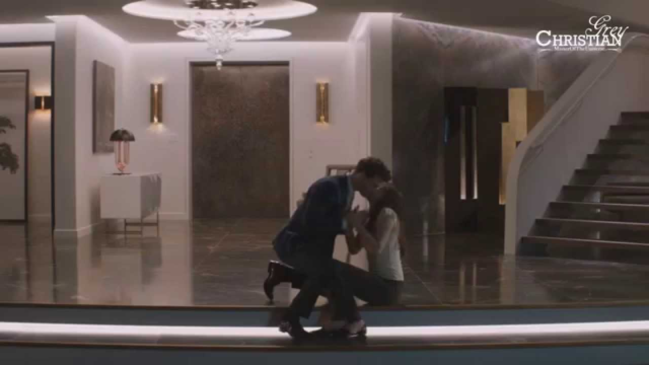 Fifty Shades of Grey | 9 TV SPOT | Just a Kiss